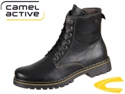 camel active Canberra 873.77-01 black Velvet Cow