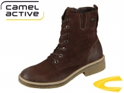 camel active Palm 869.77-02 mocca Antique Goat Suede