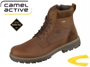 camel active Scandinavia GTX 364.19-12 chestnut Crazy Horse Oil Suede