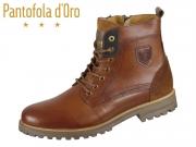 Pantofola d Oro Ponzano Uomo High 10193005-JCU tortoise shell Leder