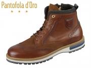 Pantofola d Oro Tocchetto Uomo High 10193008-JCU tortoise shell Leder