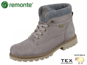 Remonte D7476-45 gris granit fumo Talamon Filz Eagle