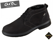 ARA Jan GoreTex 11-24403-01 black Nabuk Bottalato