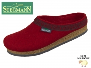Stegmann 108-8820 dark cherry Wollfilz