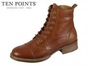 Ten Points Pandora 128008-319 cognac Leder