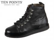 Ten Points Carina 458012-101 black Leder
