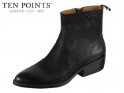 Ten Points Jessie 478010-101 black Leder