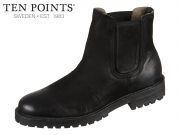Ten Points Bertil 218002-101 black Leder