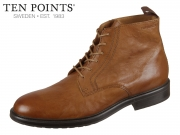 Ten Points Emil 218007-319 cognac Leder