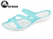 Crocs 203998-4DY pool white