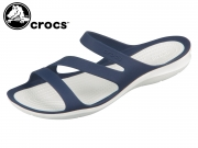 Crocs 203998-462 navy white