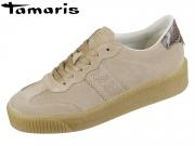 Tamaris 1-23765-32-400 beige Suede