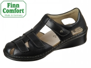 Finn Comfort Fünen 02666-014099 schwarz Nappaseda