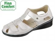 Finn Comfort Fünen 02666-275095 silber Nappaseda