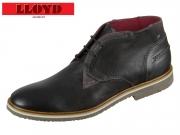 Lloyd Forum 29-574-11 schwarz grey Calf Rustic Calf