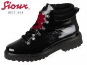 Sioux Velisca 64520 schwarz Napplack Velour