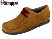 Sioux Grashopper 63777 ochre Velour