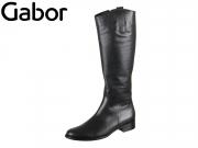Gabor 31.648-27 schwarz Foulardcalf