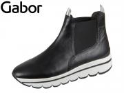 Gabor 33.702-27 schwarz Cervo