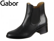 Gabor 31.650-27 schwarz Foulardcalf