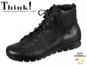 Think! MENSCHA 85078-00 schwarz Capra Rustico