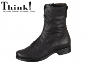 Think! DENK! 85023-00 schwarz Soft Capra Veg