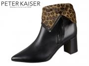Peter Kaiser Betsy 87453-752 schwarz sable Nappa Leo
