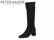 Peter Kaiser Brit 94437-240 schwarz Suede
