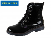 Richter 4653-642-9900 black Lackleder