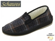 Schawos 6070-49 schwarz karo