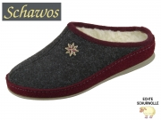 Schawos 2030-24ST anthrazit bordo