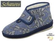 Schawos 2060-125 marine blau