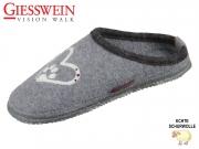Giesswein Nattheim 53133-017 schiefer Schurwolle