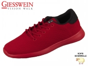 Giesswein Merino Wool Knit Men 49310-343 flammenrot Merino Wool
