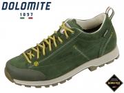 Dolomite Cinquantaquattro Low GTX 247961-107 ivy green Suede