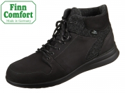 Finn Comfort Carezza 02283-902076 schwarz anthrazit Buggy Filzhydro