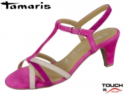 Tamaris 1-28360-22-505 fuxia kombi Sude
