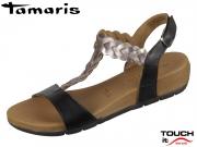 Tamaris 1-28231-22-098 black kombi Sude
