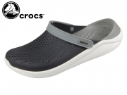 Crocs 204592-05M Black Smoke