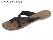 Lazamani 75.283 bl black Leder