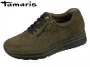 Tamaris 1-23740-33-744 olive Suede