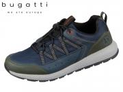 bugatti Koven 341-58909-5000-4100 dark blue Textil