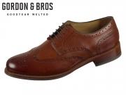 Gordon & Bros. Levet 2318-BriTan British Tan Danite Brown Crust
