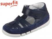 superfit FLEXY 0-606337-8000 blau Nappa Velour