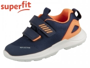 superfit RUSH 0-609207-8000 blau orange Tecno Textil