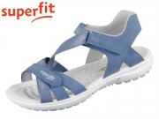 superfit Rainbow 0-609203-8100 blau Nubuk