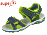 superfit MIKE 3.0 0-609466-8000 blau grün Tecno Textil