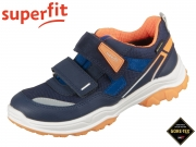 superfit Jupiter 0-606064-8000 blau orange Tecno Velour