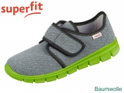 superfit BOBBY 8-00268-07 grau Textil