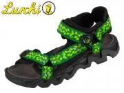 Lurchi Olly 33-25124-36 nero verde Tecbuk